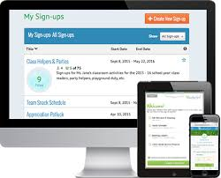 Easy Sign Up Sheet Save Time Organizing Volunteers With Online Sign Up Sheets Signup Com