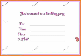create party invitation 8 create invitations online to print grittrader