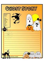 Creative Writing  Ghost Story Form worksheet   Free ESL printable     Creative Writing  Ghost Story Form worksheet   Free ESL printable worksheets made by teachers