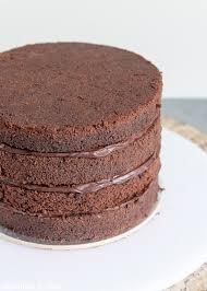 How To Ganache A Cake Tutorial Sweetness Bite