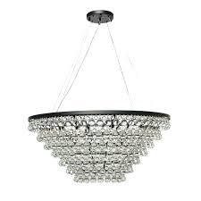 glass drop chandelier light tapered glass drop crystal chandelier celeste glass drop crystal chandelier uk