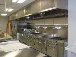 commercial restaurant kitchen design. Commercial Kitchen Design Ideas Fresh Small Restaurant With Stainless Steel Mercial P