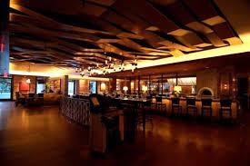 modern restaurant lighting. Modern Hospitality Interior Design Of Stephan Pyles Restaurant, Dallas Restaurant Lighting .