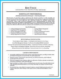 Resume Chad Coe Resume For Study