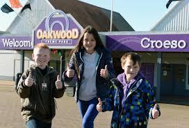 Haverfordwest schoolboy's lands dream 'job' as new Oakwood ...