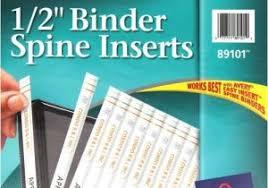 Avery 2 Inch Binder Avery Binder Templates 1 1 2 2 Inch Binder Spine Template