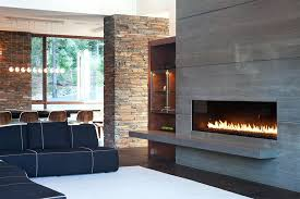 contemporary gas fireplace inserts modern gas fireplace inserts living room contemporary with black sectional sofa black