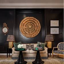 Blacks furniture Luxury Living Room With Glossy Black Paint Best Black Paints For Your Home Curbed