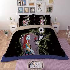 jack skellington and sally bedding sets 2 600x600 jack skellington and sally bedding sets