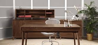 wooden home office desk. Stunning Modern Wood Office Desk Home Fireweed Designs Wooden Home Office Desk S