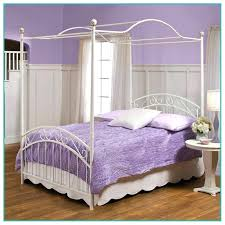 full size metal canopy bed – alexrussell.info