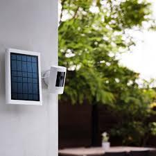 stick up cam solar indoor outdoor
