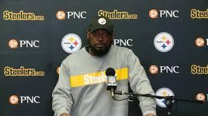 Pittsburgh Steelers head coach Mike Tomlin confirms quarterback ...