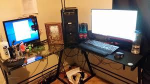 exquisite walker edison desk comfy corner computer
