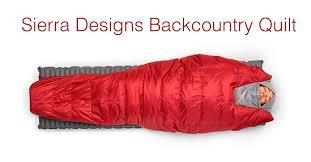 Pack Weight: Sierra Designs Backcountry Quilt & Shedding Pack Weight: Sierra Designs Backcountry Quilt Adamdwight.com