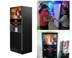 Coffee Vending Machine In Cebu Stunning Accenture Enjoys Urbanica Prime Philippine Vending Corporation