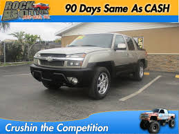 Used Chevrolet Avalanche Under $8,000 For Sale ▷ Used Cars On ...
