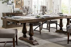 pottery barn dining table. Lorraine Dining Furniture Collection Pottery Barn Table