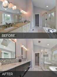 Bathroom Remodel Before And After Pictures Exterior Home Design Ideas Enchanting Bathroom Remodel Before And After Pictures Exterior