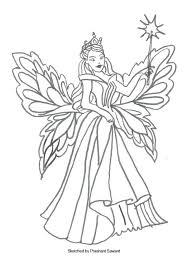 Fairies Printable Coloring Pages Fairy Coloring Pages Printable