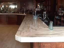 sandalwood corian bar at kennedy s public house