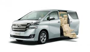 Toyota Launches New Alphard and Vellfire MPVs in Japan - DriveLife ...