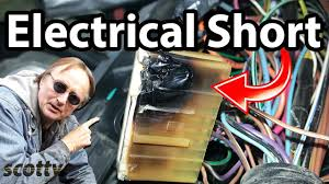 how to a electrical short in your car fast how to a electrical
