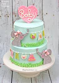 Custom Baby Shower Cakes Near Me Order Cake Online Walmart Bakeries