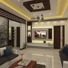 House Ceiling Design Work Duplex 2bhk House At Siddipet Doing Complete Interior Work