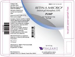 retin a coupon. Contemporary Retin PRINCIPAL DISPLAY PANEL  004 50 G Pump Bottle On Retin A Coupon