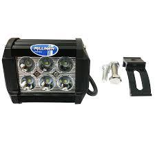 Đèn LED Trợ Sáng C6 Cho Xe Máy Milliken Tampe NL-3033 - Gương, đèn xe máy