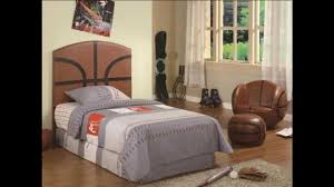 creative basketball bedroom design