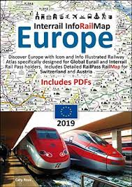 interrail inforailmap europe 2019