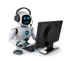 Image result for robot voiceover