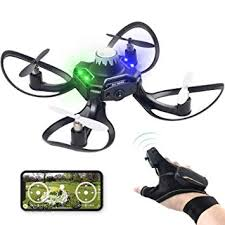 Amazon.com: Andals <b>2019 Newest</b> Gesture Control <b>Drone</b> 2.4G 6 ...