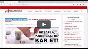 Mevduat Faizi Hesaplama (Bağlantı Aşağıda) En Yüksek Faiz Veren Bankalar on  Vimeo