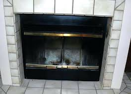 full size of fireplace set you no ads ideas brick replacing glass doors on large
