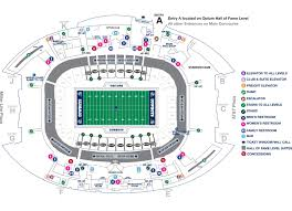 Cws Stadium Seating Chart Park Concert View Online Charts Collection
