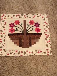 Log Cabin Quilt Pattern 12 Inch Block