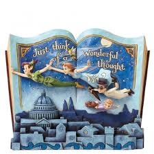 disney traditions off to neverland story book peter pan 4049643