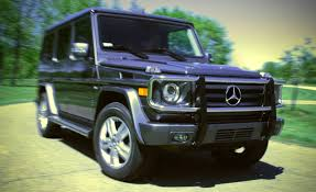 2009 Mercedes-Benz G550 – Instrumented Test – Car and Driver