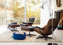 Eames Lounge Chair Modern-living-room  Houzz