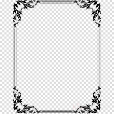 Frame For Word Picture Frame Frame Clipart Word Document Ornament