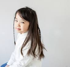 子供の超簡単ヘアアレンジロング編スタイリストが提案 Chanto