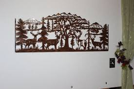 lofty design ideas rustic metal wall decor modern house large art classy designs hand crafted deer on rustic metal wall artwork with sensational inspiration ideas rustic metal wall decor home arts