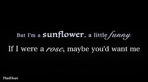 sunflower sierra burgess s