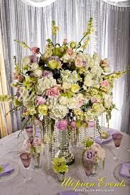 Popular Large Wedding Flower Arrangements Atlanta Wedding Floral Designer  Wedding Services Utopian Events