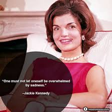 Jackie Kennedy Quotes Enchanting Jackie Kennedy Quotes On Love