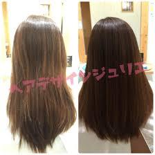 髪質改善縮毛矯正 髪型サラサラツヤツヤ 復活美髪専門ヘアエステ