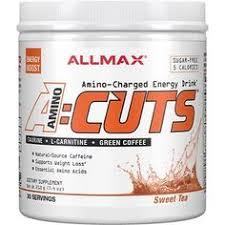 ALLMAX Nutrition, AMINOCUTS (<b>ACUTS</b>), <b>Amino</b>-<b>Charged Energy</b> ...